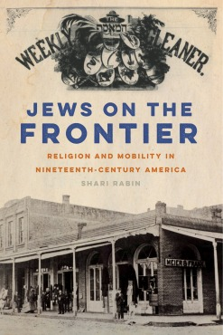 Jews on the Frontier Book Cover